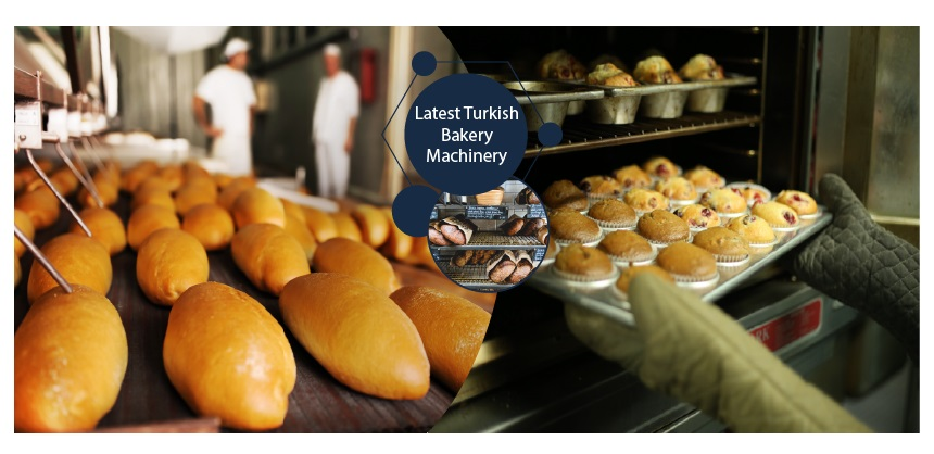 Latest Turkish Bakery Machinary