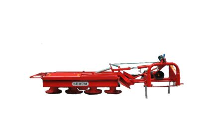 Rotary Drum Mower with Roller Type 250