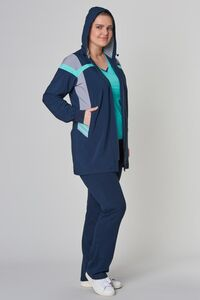 Woman Big Size Tracksuit