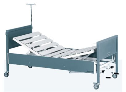 HOSPITAL BED WITH TWO ADJUSTMENTS