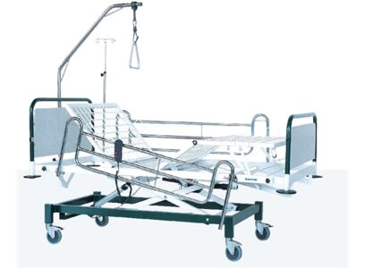ELECTRICALLY OPERATED HOSPITAL BED