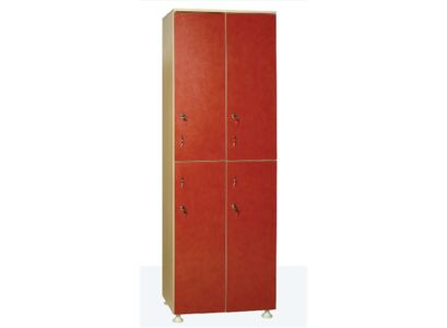 WOODEN WARDROBE (Four Persons)
