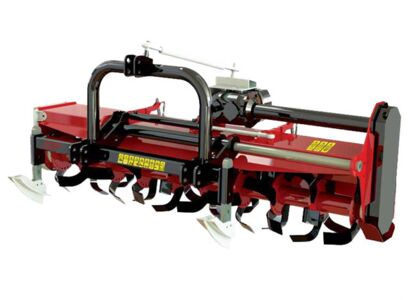 MECHANICAL SIDE  SHIFTING ROTARY TILLERS